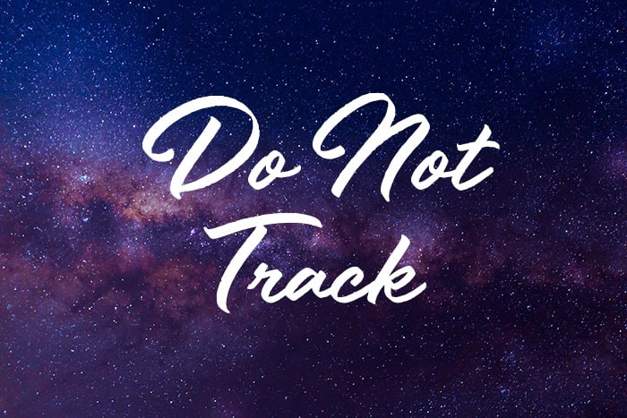 Do Not Track – the Important Points