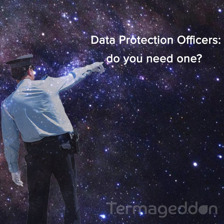Data Protection Officers: do you need one?