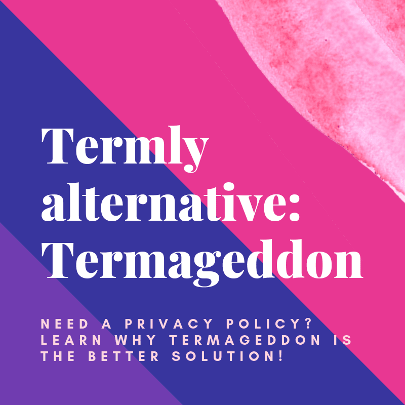 Termly alternative: Termageddon