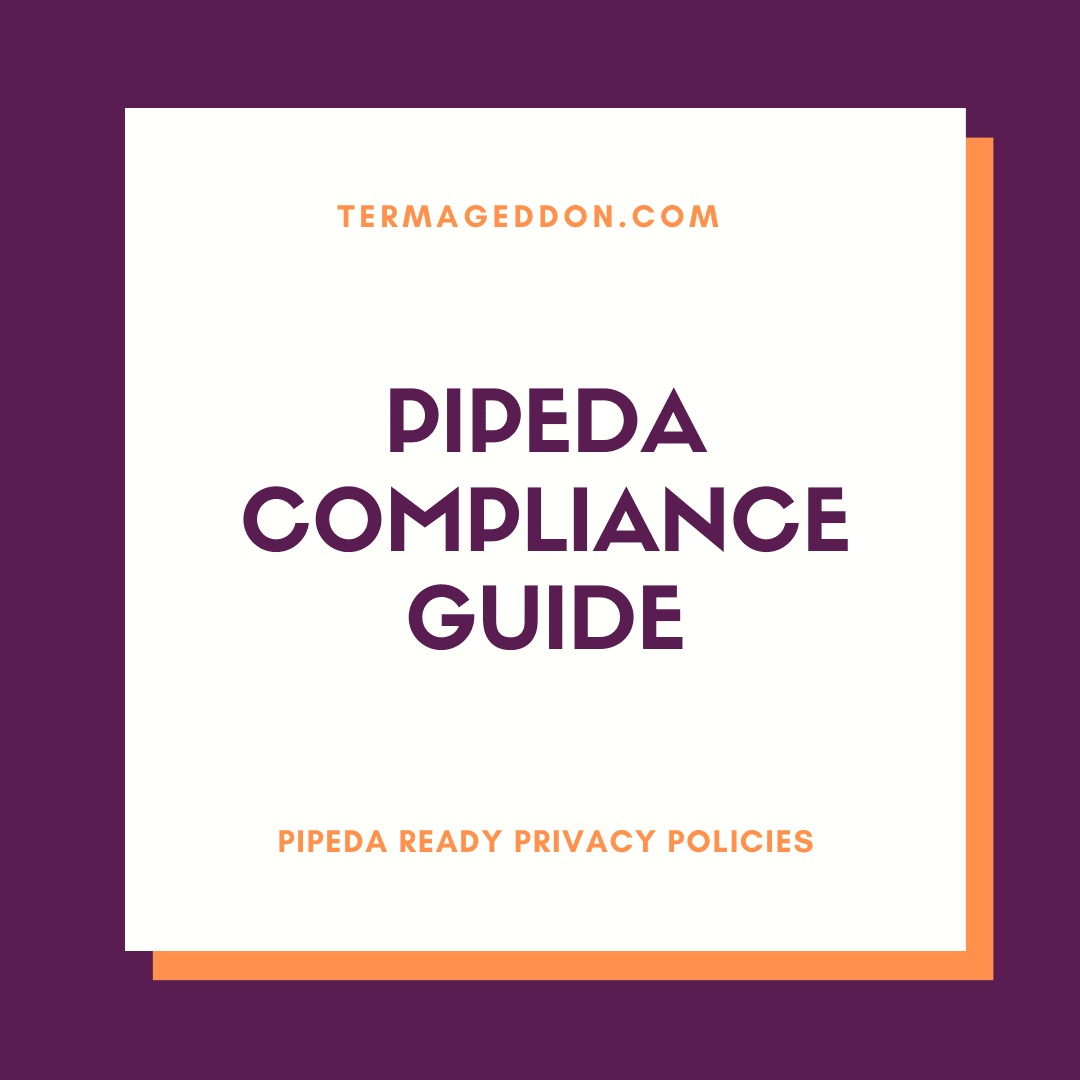 PIPEDA compliance guide